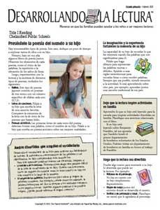 Building Readers Newsletter-February (ESP)